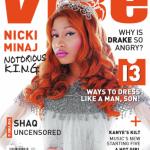Nicki Minaj Covers Vibe (February / March 2012)