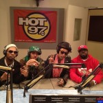 Taylor Gang Freestyle On Funkmaster Flex