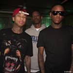 On The Sets: Tyga, YG & Kurupt – 'B**ch Betta Have My Money'