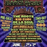5th Annual Roots Picnic Lineup Announced