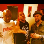 In The Studio: Ludacris & Friends Work On 'Ludaversal'