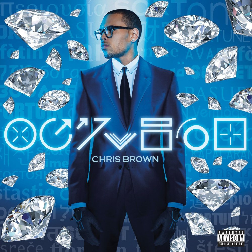 Chris Brown 2012 Album