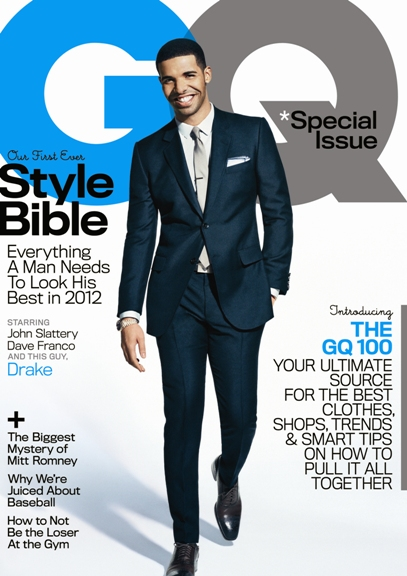drake gq style cover