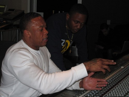 Kendrick Lamar and Dr Dre - The Recipe