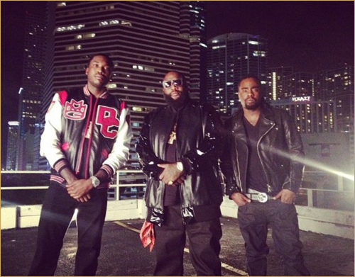 meek mill rick ross wale