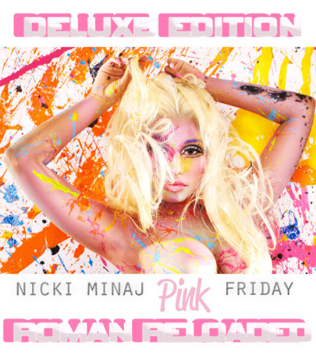 nicki minaj roman reloaded deluxe 443x500