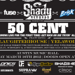 50 Cent To Perform 'Get Rich Or Die Tryin' In Entirety At SXSW 2012