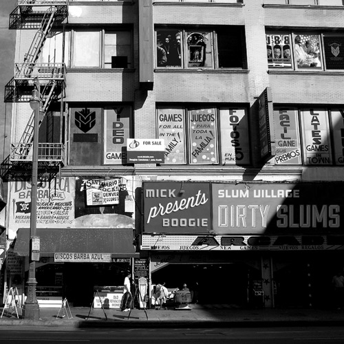 slum village dirty slums