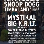 Snoop Dogg, Timbaland, Big K.R.I.T. & More Perform At AllHipHop SXSW Showcase (Full Concert)