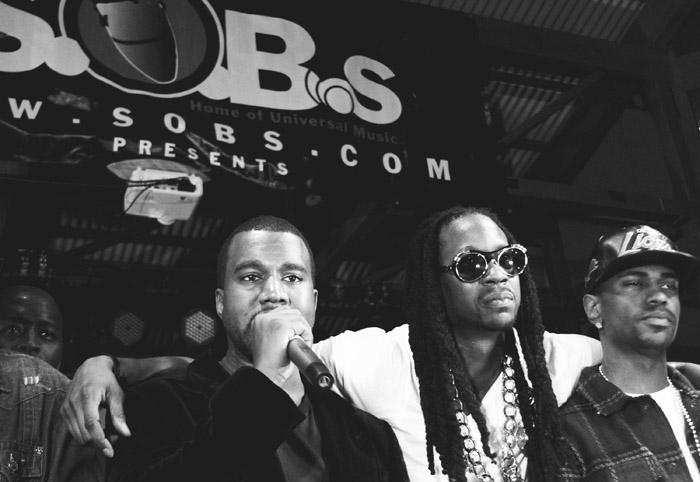 2 Chainz, Kanye West, Big Sean