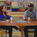 50 Cent Returns To Rachael Ray Show