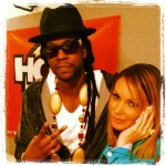 2 Chainz Visits Angie Martinez On Hot 97