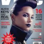 Alicia Keys Covers VIBE