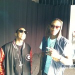 On The Sets: DJ Drama, Ludacris, T.I., Young Jeezy & Future – 'We In This'