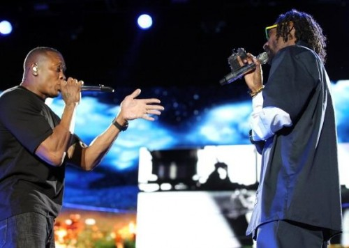 dre snoop coachella 500x356