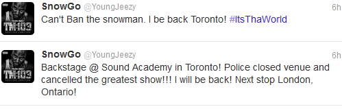 jeezy toronto tweet
