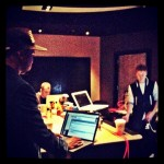In The Studio: Kanye West & Justin Bieber