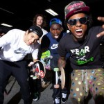 Lil Wayne Covers CCS Magazine With 4 Skateboarding Pros