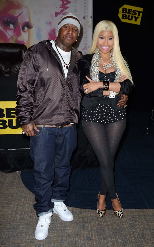 nicki minaj best buy 2