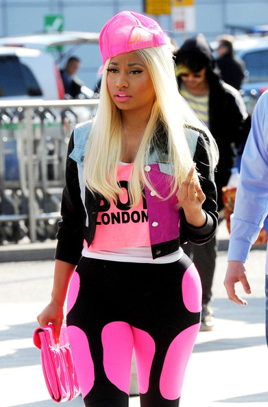 nicki minaj london 3