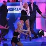 Nicki Minaj Surprise Performance At Times Square, NYC