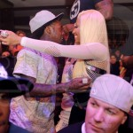 Nicki Minaj 'Pink Friday: Roman Reloaded' Release Party At LIV With YMCMB Family (Video)