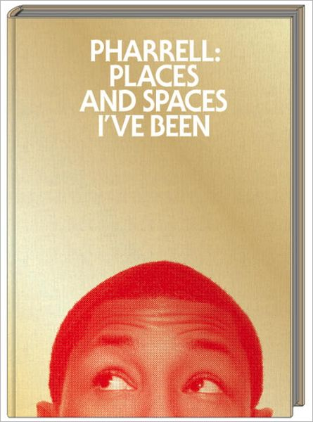 pharrell places spaces ive seen cover