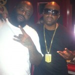 In The Studio: Rick Ross, Ma$e, French Montana, Rico Love & Omarion
