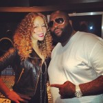 In The Studio: Rick Ross, Mariah Carey, Jermaine Dupri & DJ Khaled