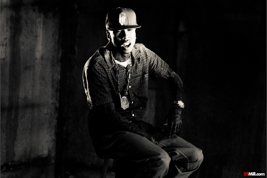 tyga big sean im gone shoot (7)