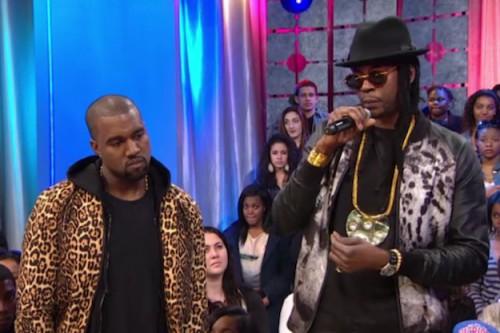 Kanye West 2 Chainz BET 500x333