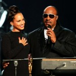 Alicia Keys & Stevie Wonder Perform At Billboard Music Awards