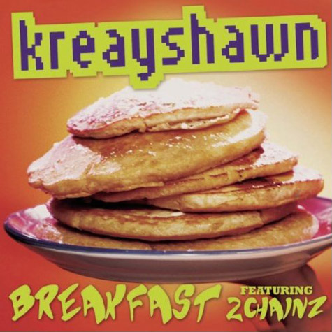 kreayshawn breakfast