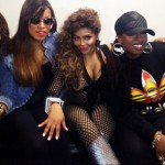 Lil Kim Brings Out Eve, Missy Elliott, Pepa & Juelz Santana In NYC