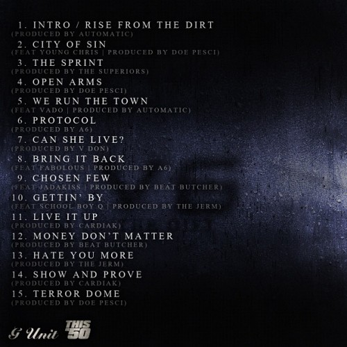 lloyd banks v6 track list 500x500