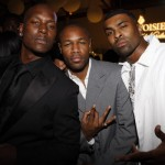 Tyrese, Ginuwine & Tank Back In Studio To Record Supergroup 'TGT' Album