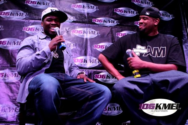 50 Cent '5: Murder By Numbers' Listening Event In San Francisco