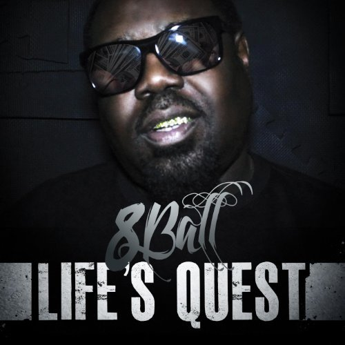 8ball lifes quest cover