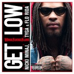 Get Low feat. Nicki Minaj Tyga Flo Rida Single 150x150