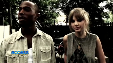 Behind The Scenes B O B Taylor Swift Both Of Us Hiphop N More