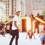 Chris Brown Performs On The Today Show