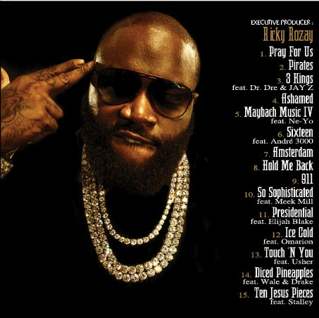 god forgives i dont track list