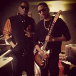 In The Studio: Jay Electronica & Ryan Leslie
