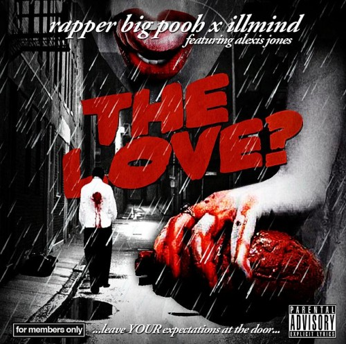rapper big pooh the love 500x496