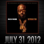 Rick Ross – <i>God Forgives I Don't</i> (Album Cover & Track List)