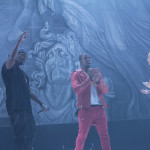 Kanye West & Pusha T Perform 'New God Flow' In Atlantic City