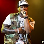 50 Cent Performs At Open Air Frauenfeld Festival, Switzerland