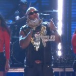 Flo Rida Performs 'Whistle' On Conan O'Brien