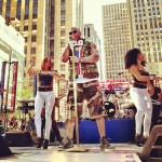 Flo Rida Performs On The Today Show