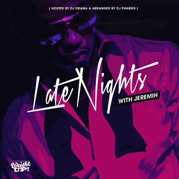 jeremih late nights artwork